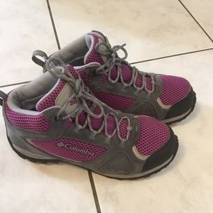 Columbia Hiking Boots Excellent Condition Size 5